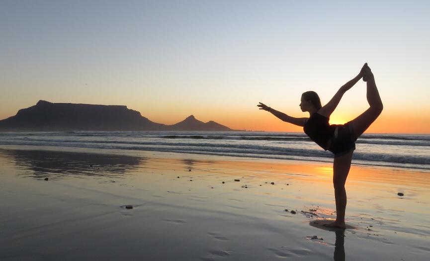 El yoga beneficia la función cerebral y la salud mental