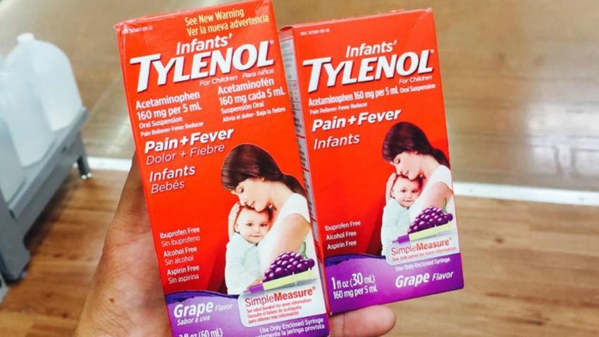 Millonaria multa a fabricante de Tylenol